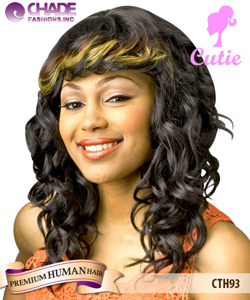 New Born Free Cutie Wig - CTH93 Full Wig Human Hair Cutie Collection Wigs