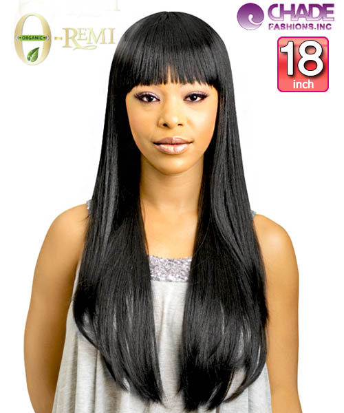 New Born Free - ORGANIC REMI 18 Remi Human Weaving Hair