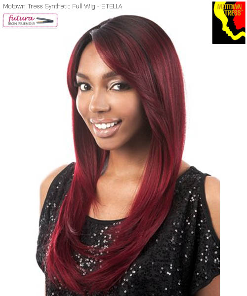 Motown Tress STELLA - Futura Synthetic Motown Full Wig