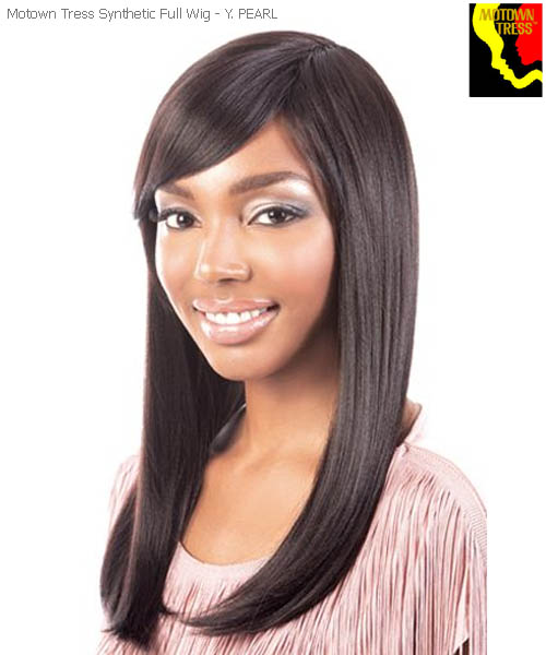 Motown Tress Y. PEARL - YAKY Motown Full Wig