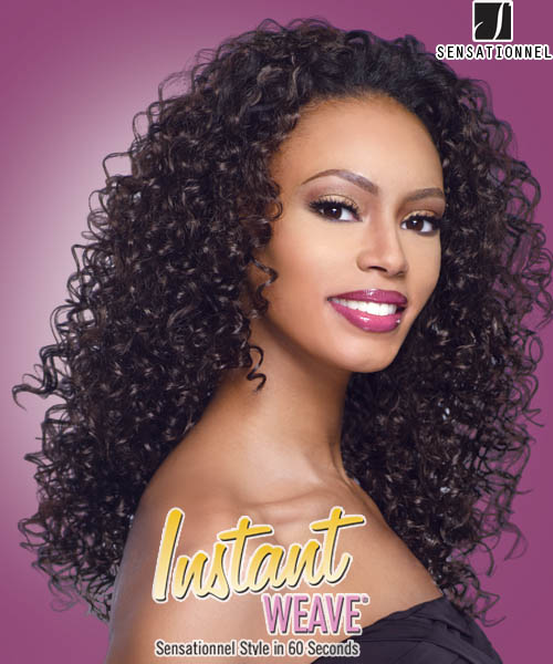 Sensationnel Instant Weave VIENNA - Synthetic Half Wig
