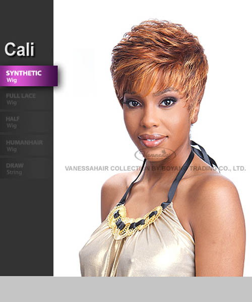 Vanessa Fifth Avenue Collection Synthetic Full Wig - CALI