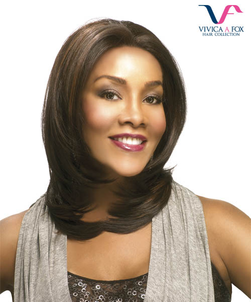 Vivica Fox Lace Wig PEARL - Futura Synthetic DeeeP Lace Front Wig