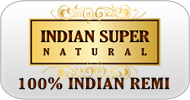 Indian Super Natural by It's a Wig