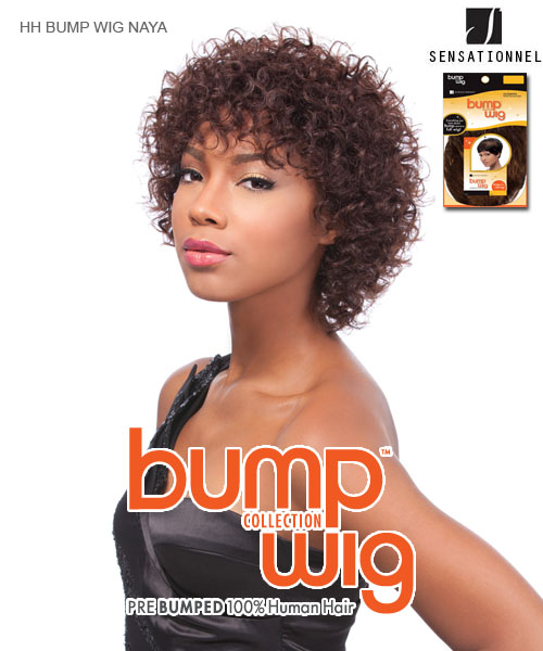 Sensationnel human bump wig special offers pmusecretfo Gallery