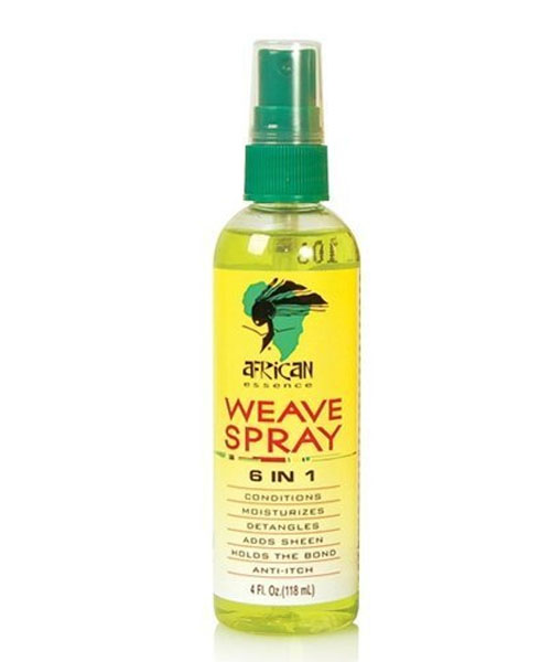 african essence weave spray 6 in 1 4 oz. Black Bedroom Furniture Sets. Home Design Ideas