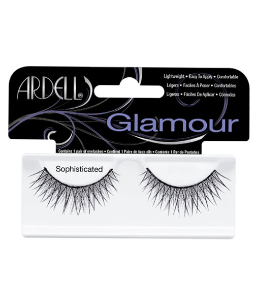 29f779e032a Ardell Elegant Eyes Glittered Lashes Pair, Sophisticated