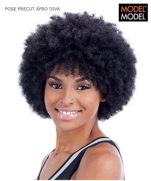 Model model afro diva 3pcs weave extention model model weave extention afro diva 3pcs precut human hair blend weave extention pmusecretfo Images