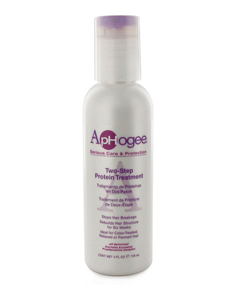 aphogee two step treatment protein for damaged hair 4 oz. Black Bedroom Furniture Sets. Home Design Ideas