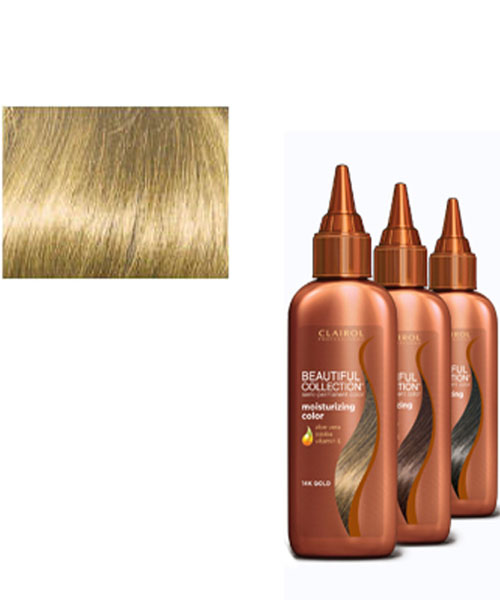 Clairol Beautiful Collection Semi Permanent Hair Color 1n