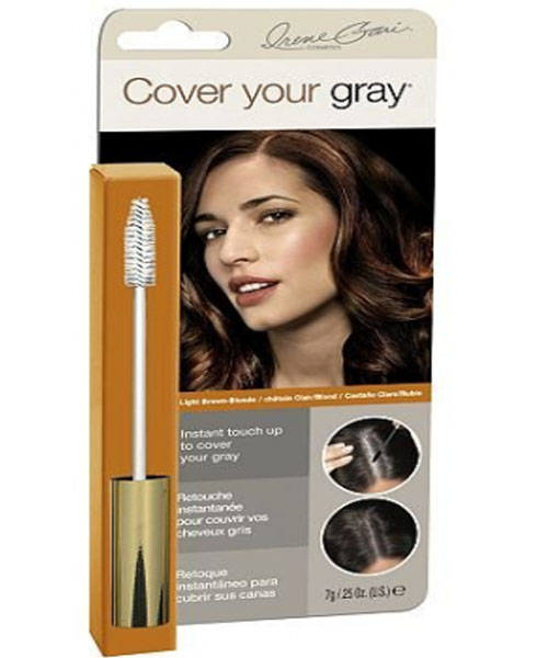 Cover Your Gray Brush In Light BrownBlonde 025 Oz