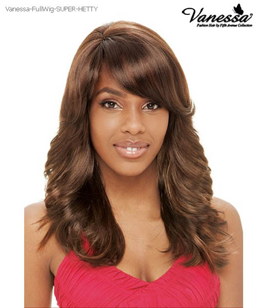 Vanessa Fifth Avenue Collection Wigs Full Wig Hetty