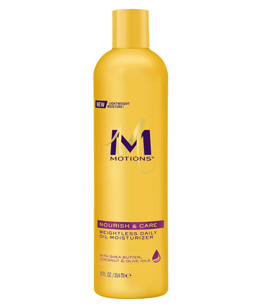 Motions Weightless Oil Moisturizer Hair Lotion 12 Oz