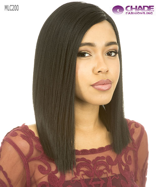 New Born Free Lace Front Wig - MLC200 Magic Lace Curved Part 200 Synthetic Lace  Front Wig ... a6d8f9f8d9d7