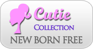 New Born Free Cutie Wig
