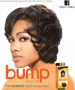 Bump FEATHER WRAP 4 - Sensationnel Human Hair Weave