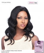 It's a wig Futura Synthetic Full Lace Wig - LACE FULL INFINITY