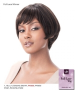 It's a wig Synthetic Full Lace Wig - LACE FULL WINNER