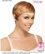 It's a wig Futura Synthetic Full Wig - FEATHER ARAH