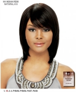 It's a wig Remi Human Full Wig - INDIAN 810