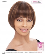 It's a wig Futura Synthetic Full Wig - PEPPER