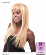 It's a wig 100% Human Full Wig - HH YAKI 1820