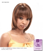 It's a wig 100% Human Full Wig - HH YAKI 810