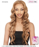 It's a wig Futura Synthetic Half Wig - SASHA