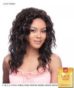 It's a wig Synthetic Lace Front Wig - LACE FRESH