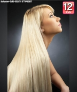 Bohyme Gold  SILKY STRAIGHT 12 - Remi Human Hair Weave
