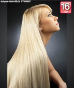 Bohyme Gold  SILKY STRAIGHT 16 - Remi Human Hair Weave
