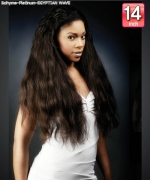 Bohyme Platinum  EGYPTIAN WAVE 14 - Remi Human Hair Weave