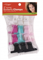 Magic Butterfly Clamps Assorted 2