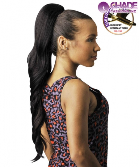 New Born Free Draw String Futura Synthetic Ponytail - 321 PRINCESS