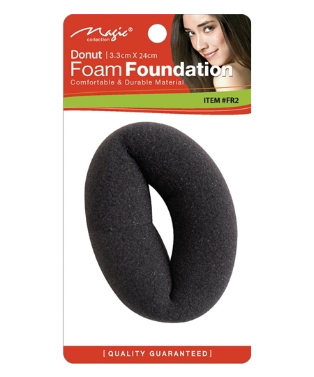 Magic Foam Foundation Thick Donut