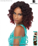 Premium Too Shorty LOOSE DEEP - Sensationnel Human Blend Weave