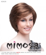 Mimosa Synthetic Full Wig - AZALEA