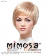 Mimosa Synthetic Full Wig - FREESIA