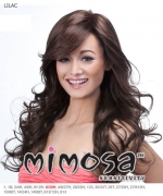 Mimosa Synthetic Full Wig - LILAC
