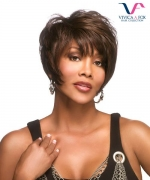 Vivica Fox Full Wig MOORE - Futura Synthetic Stretch Cap Full Wig