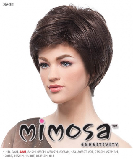 Mimosa Synthetic Full Wig - SAGE