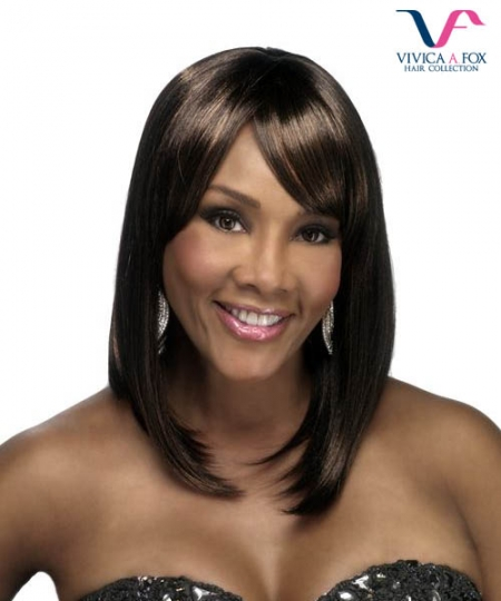 Vivica Fox Full Wig MISCHA - Synthetic Stretch Cap Full Wig