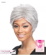 It's a wig Synthetic  Full Wig - KACIA