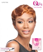 It's a wig Synthetic Quality Full Wig - Q PIETTRA
