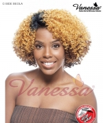 Vanessa Lace Front Wig BEOLA - Synthetic SUPER C-SIDE LACE PART Lace Front Wig