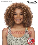 Vanessa Lace Front Wig VANCY - Synthetic SUPER C-SIDE LACE PART Lace Front Wig