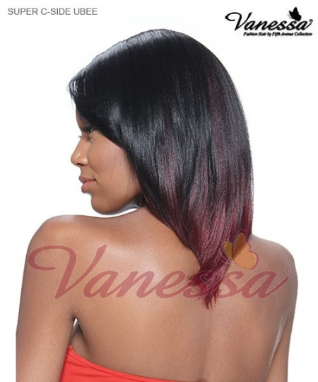 Vanessa Lace Front Wig UBEE - Synthetic SUPER C-SIDE LACE PART Lace Front Wig