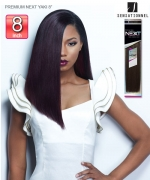 Sensationnel 100% HUMAN HAIR PREMIUM NEXT YAKI 8 - Human Hair Weave
