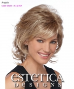 Estetica Classique Pure Stretch Cap Full Wig - Angela