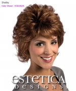 Estetica Classique Pure Stretch Cap Full Wig - Shelby